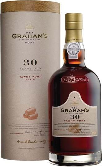 Graham's 30y 20% rør 0,75L