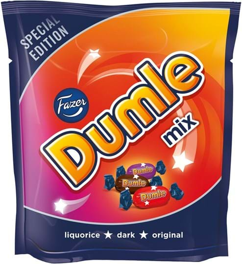 Dumle Mix3 standing bag, 350g