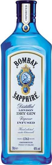 Bombay Sapphire 47% 0,2L