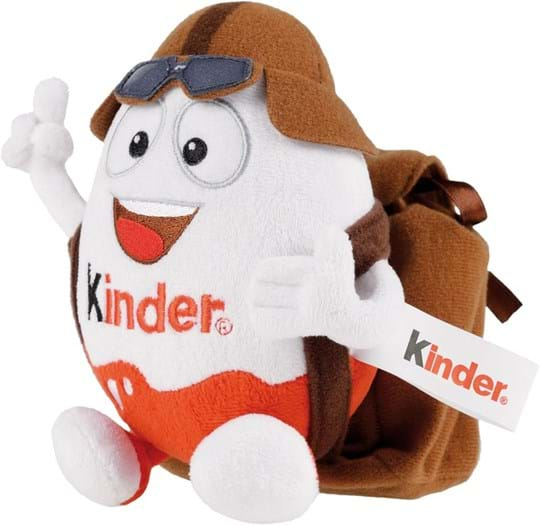 Kinder Plush filled with Kinder chocolate 151g
