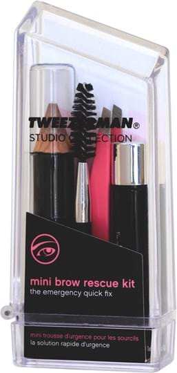 Tweezerman Mini Brow Rescue Set