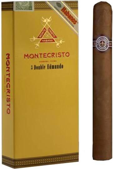 Montecristo Double Edmundo 3s TPD2