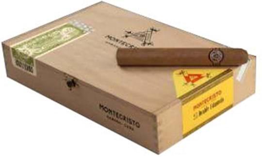 Montecristo Double Edmundo 25stk