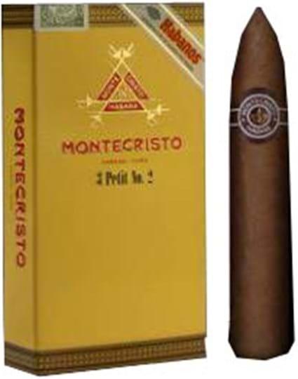 Montecristo Petit N°2 3 stk.