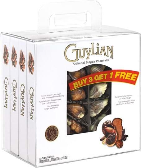 Guylian Sea Shells Multipack 4x250g