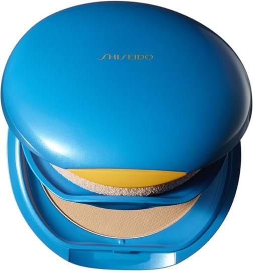 Shiseido Sun Protection Foundation N° SP04 Dark Ivory