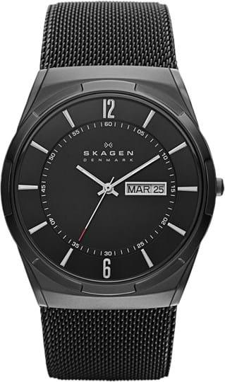 Skagen, Melbye, men's watch
