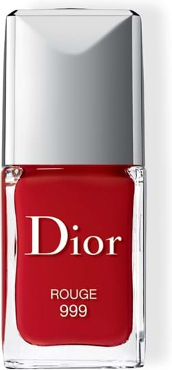 Dior Vernis Nail Lacquer N° 999 Rouge 10 ml