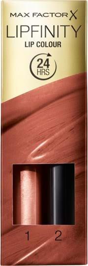 Max Factor Lipfinity-læbestift N°192 Stay Bronzed