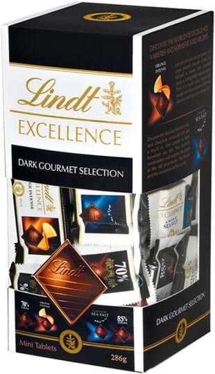 Lindt Excellence dark Tablet 286g