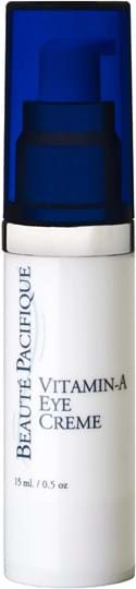 Beauté Pacifique Anti Age and Moisturizers Enriched Vitamin A anti-wrinkle Eye Cream with pump