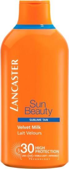 Lancaster Sun Beauty Silky Milk SPF30 400ml