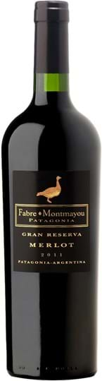 Fabre Montmayou, Merlot, Gran Reserva, Patagonia, tør, rød, 0,75L