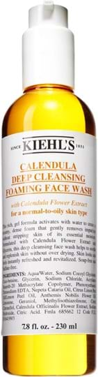 Kiehl`s Calendula Deep Cleansing Foaming Wash 230ml
