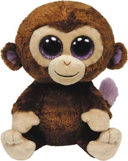 Glubschis, Beanie Boos, plush, Coconut XL Monkey
