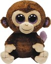 Glubschis, Beanie Boos, plush, Coconut XL Monkey