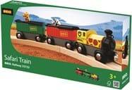 Brio, safari train