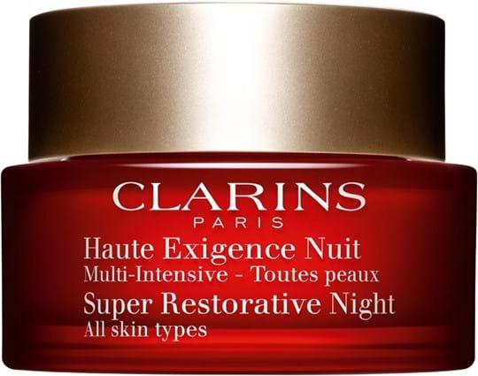 Clarins Super Restorative-natcreme til alle hudtyper 50ml
