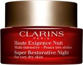 Clarins Super Restorative-natcreme til tør hud 50ml