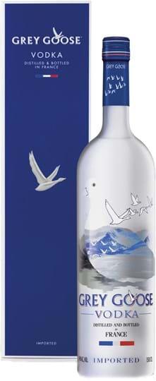 Grey Goose Vodka, giftpack
