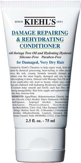 Kiehl's Repairing and Rehydration Damage Repairing and Rehydrating Conditioner