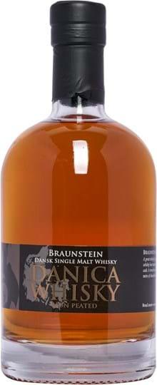 Braunstein Danica Whisky 42% 0,5L