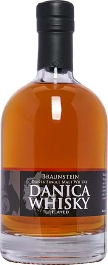 Braunstein Danica Peated Whisky 42% 0,5L