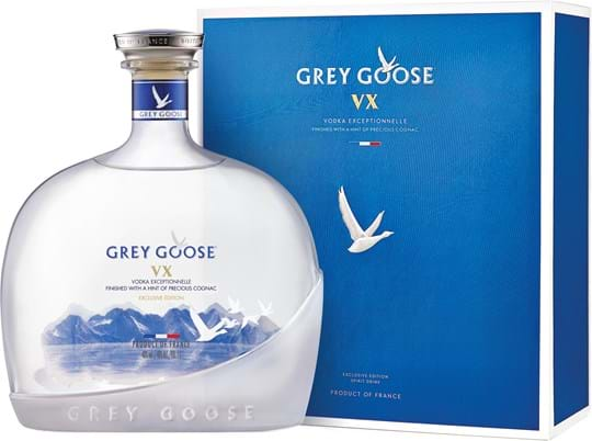 Grey Goose Vodka VX, giftpack
