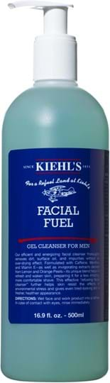 Kiehl's Facial Fuel Energizing Face Wash Jumbo Size
