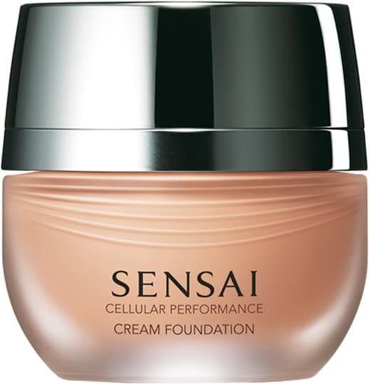 Sensai Cellular Performance Cream Foundation CF23 Almond Beige 30 ml