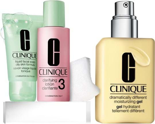 Clinique Great Skin Starts Here Type III/IV-sæt