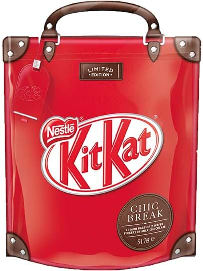 Kit Kat Sharing Bag Break Ltd. Edition 517g
