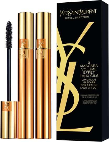 Yves Saint Laurent Mascara Set Duo cont.: 2x Mascara Volume Effet Faux Cils Noir 7,5 ml
