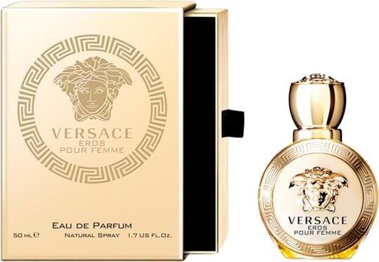 Versace Eros Pour Femme Eau de Parfum Spray