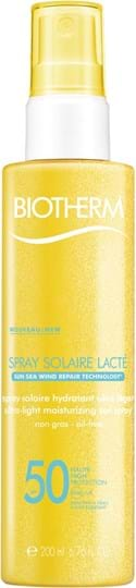 Biotherm Spray Solaire Lacté SPF50 Sun Spray 200ml