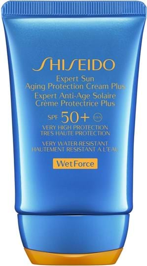 Shiseido Expert Sun Aging Protection Cream Plus SPF 50 50 ml