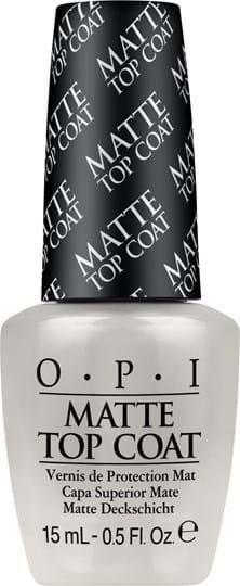 OPI Nail Care Matte Top Coat 15ml