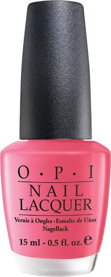 OPI Classic Collection Nail Lacquer N°NL M23 Strawberry Margarita 15ml