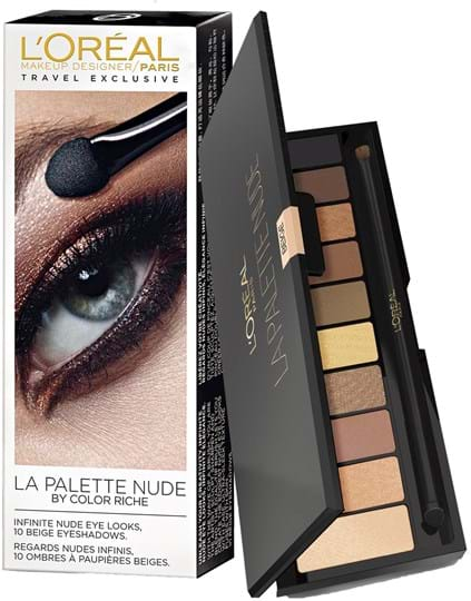 L'Oréal Paris Color Riche La Palette Nude Set