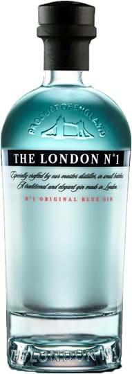 The London N°1, Original Blue Gin 47% 1L