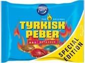 Tyrkisk Peber Hot & Sour 400g