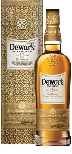 Dewar's 15 Yo, giftbox