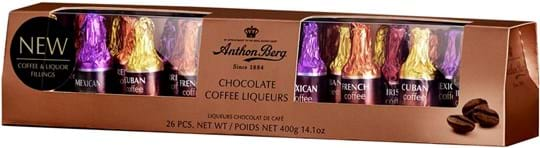 Anthon Berg Chocolate Coffee Liqueurs 26 stk.