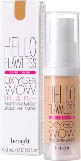 Benefit Hello Flawless oxygenfoundation Toasted Beige 30 ml
