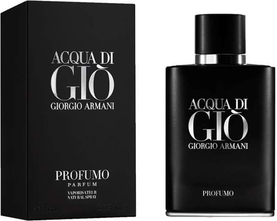 Giorgio Armani Acqua di Giò pour Homme Profumo Eau de Parfum 75ml