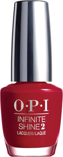 OPI Infinite Shine Nail Lacquer N° 010 Relentless Ruby 15 ml