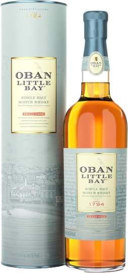 Oban Little Bay 43% 1L