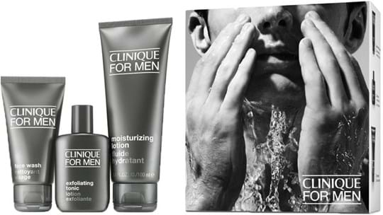 Clinique Great Skin For Him I/II-sæt