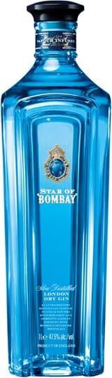 Bombay Star of Bombay 47.5% 1L
