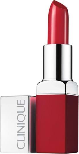 Clinique Pop Lip Colour + Primer Lipstick N°01 Nude Pop